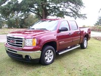 Picture of 2013 GMC Sierra 1500 SLE Crew Cab 5.8 ft. Bed, exterior