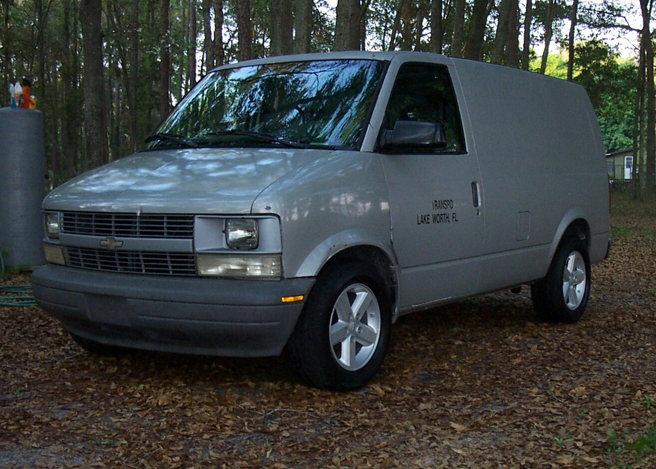 All Chevy 95 chevy astro van : Chevrolet Astro Cargo Van Questions - Hypertech or Jet Performance ...
