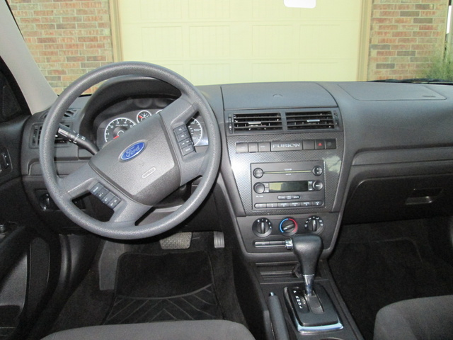 Picture of 2007 Ford Fusion SE, interior, gallery_worthy