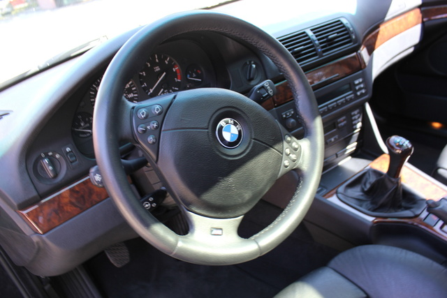 Picture Of 2000 BMW 5 Series 540i Sedan RWD, Interior, Gallery_worthy