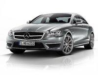 2014 Mercedes-Benz CLS-Class, Front-quarter view, exterior, manufacturer