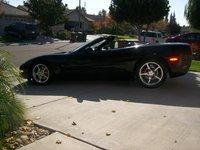 Picture of 2002 Chevrolet Corvette Convertible, exterior