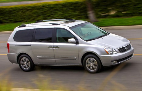 2014 Kia Sedona Review