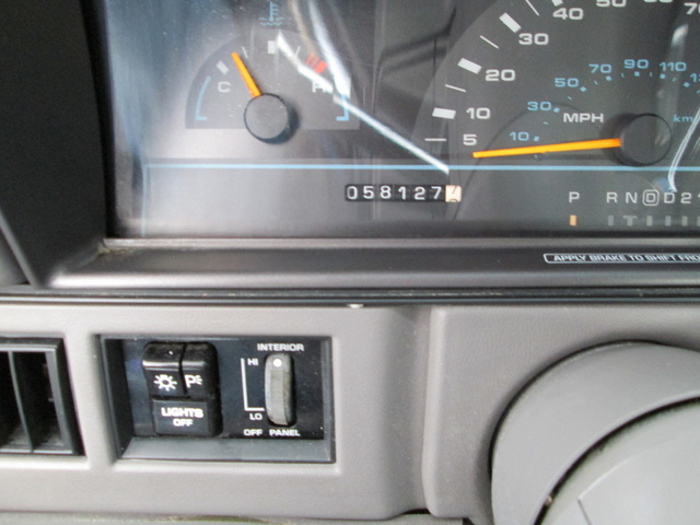 Picture of 1996 Oldsmobile Ciera 4 Dr SL Sedan, interior