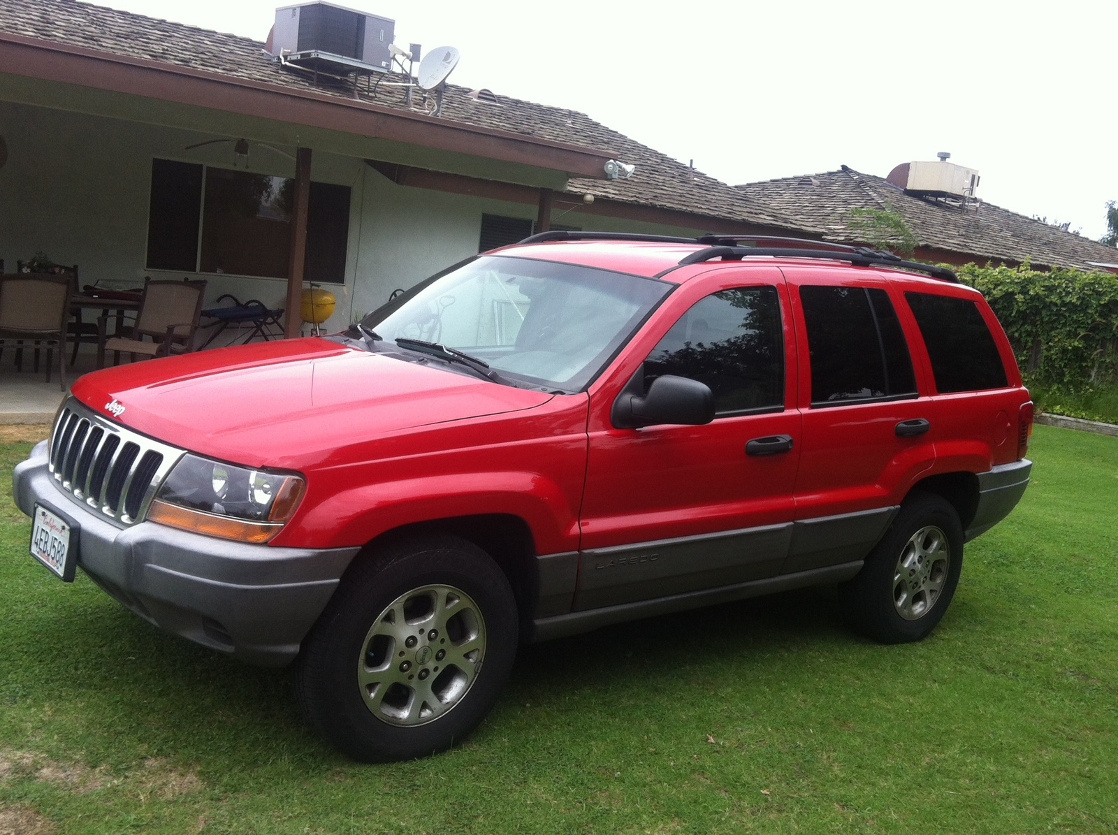 picture of 1999 jeep grand cherokee laredo exterior. Black Bedroom Furniture Sets. Home Design Ideas