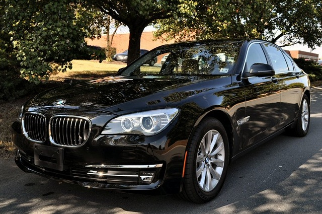 Picture of 2013 BMW 7 Series 740Li xDrive, exterior, gallery_worthy