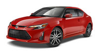 2014 Scion tC, Front-quarter view, exterior, manufacturer