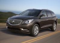 2014 Buick Enclave, Front-quarter view. Copyright General Motors, exterior, manufacturer