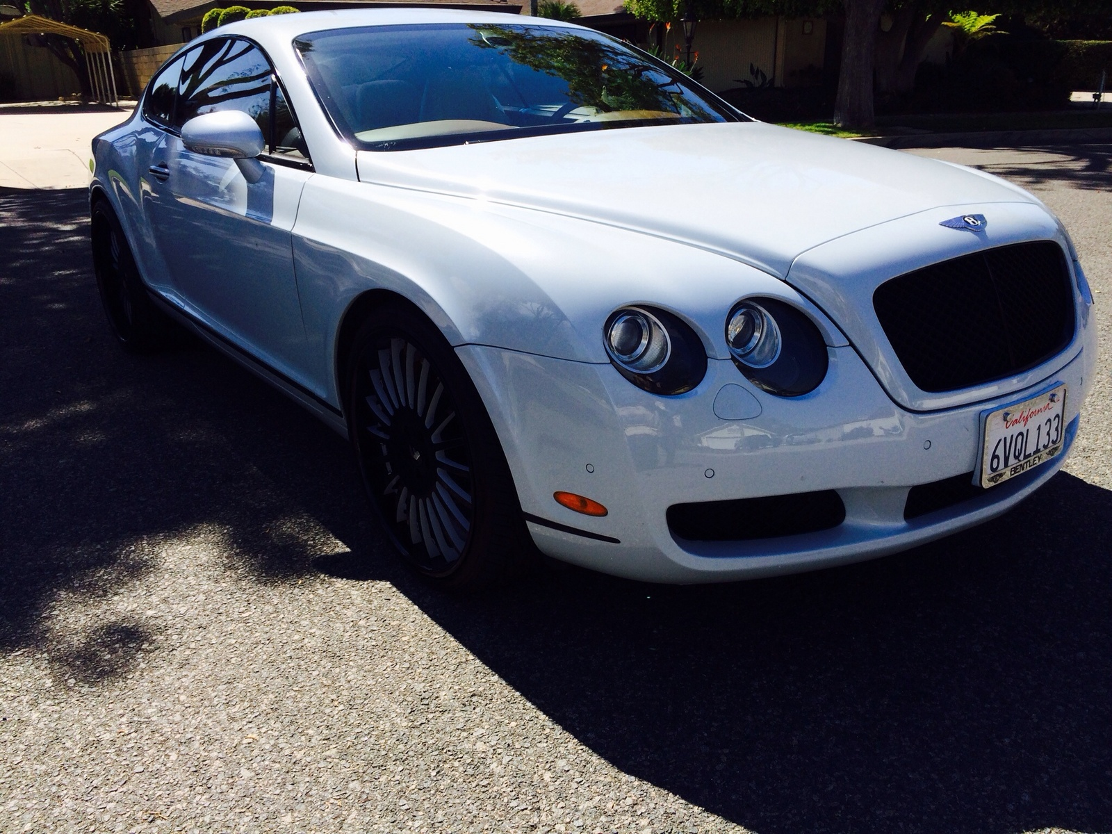 picture of 2006 bentley continental gt base exterior. Cars Review. Best American Auto & Cars Review