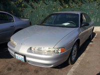Picture of 2000 Oldsmobile Intrigue 4 Dr GX Sedan, exterior