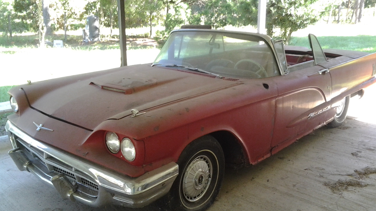 1960 ford thunderbird pictures cargurus. Cars Review. Best American Auto & Cars Review