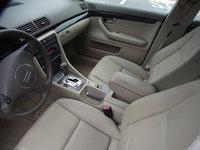 Picture of 2002 Audi A4 4 Dr 1.8T Turbo Sedan, interior