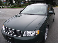 Picture of 2002 Audi A4 4 Dr 1.8T Turbo Sedan, exterior