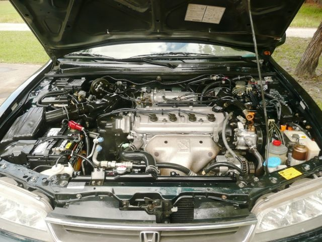 Picture of 1997 Honda Accord EX, engine