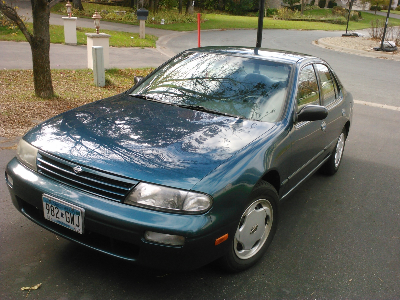1997 Nissan Altima Overview Cargurus