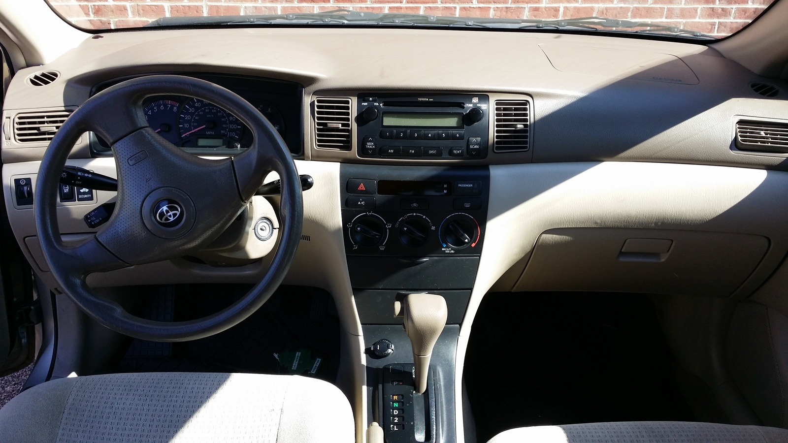 2008 Toyota Corolla Pictures Cargurus