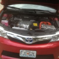 Picture of 2012 Toyota Camry Hybrid XLE, engine