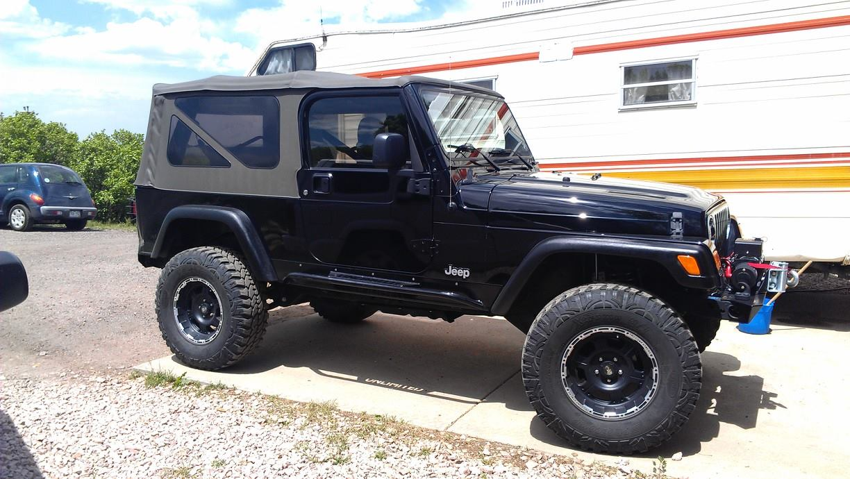2005 jeep wrangler trim information cargurus. Black Bedroom Furniture Sets. Home Design Ideas