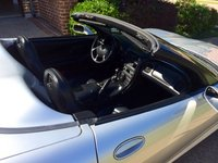 Picture of 2001 Chevrolet Corvette Convertible, interior