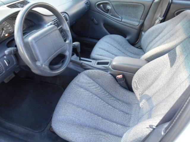 2001 Chevrolet Cavalier Interior Pictures Cargurus