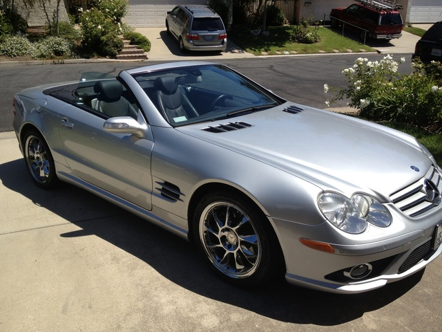 2008 mercedes benz sl class pictures cargurus for 2008 mercedes benz ml350 problems