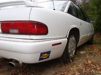 1996 Buick Regal 4 Dr Custom Sedan picture, exterior