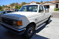 Picture of 1990 Ford F-250 2 Dr XLT Lariat Standard Cab LB, exterior, gallery_worthy