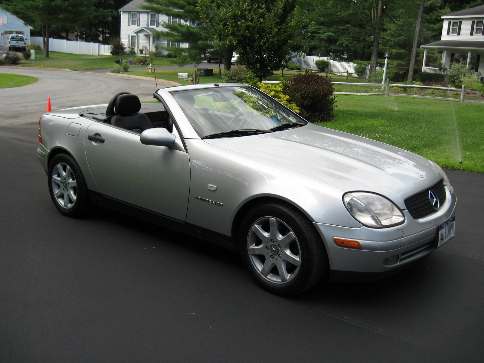 1999 mercedes benz slk class pictures cargurus for Mercedes benz slk230 kompressor