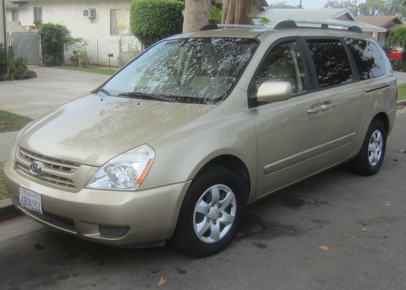 2008 kia sedona pictures cargurus for Garage kia 95