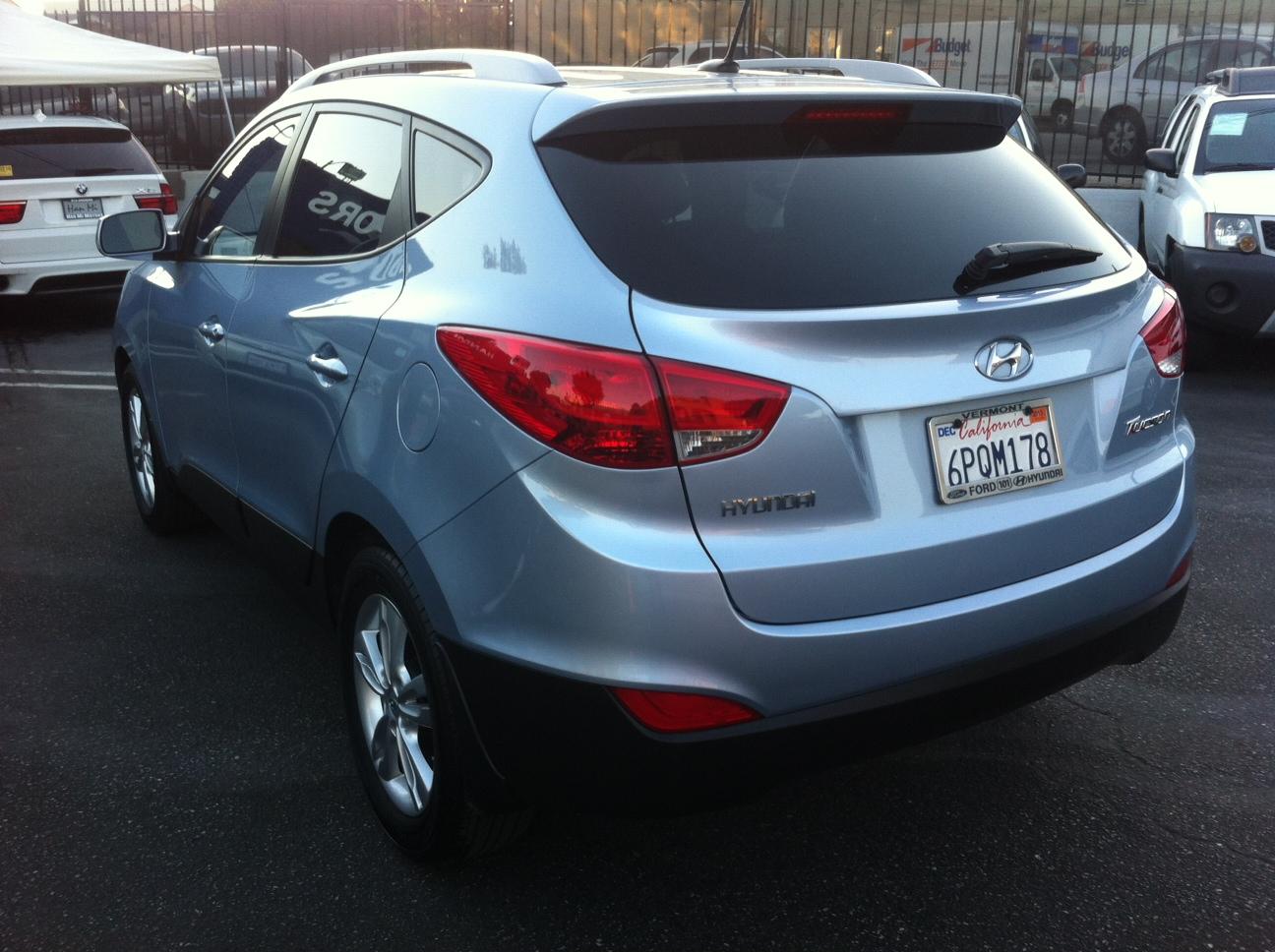 2015 Hyundai Sonata Hybrid >> 2011 Hyundai Tucson - Pictures - CarGurus