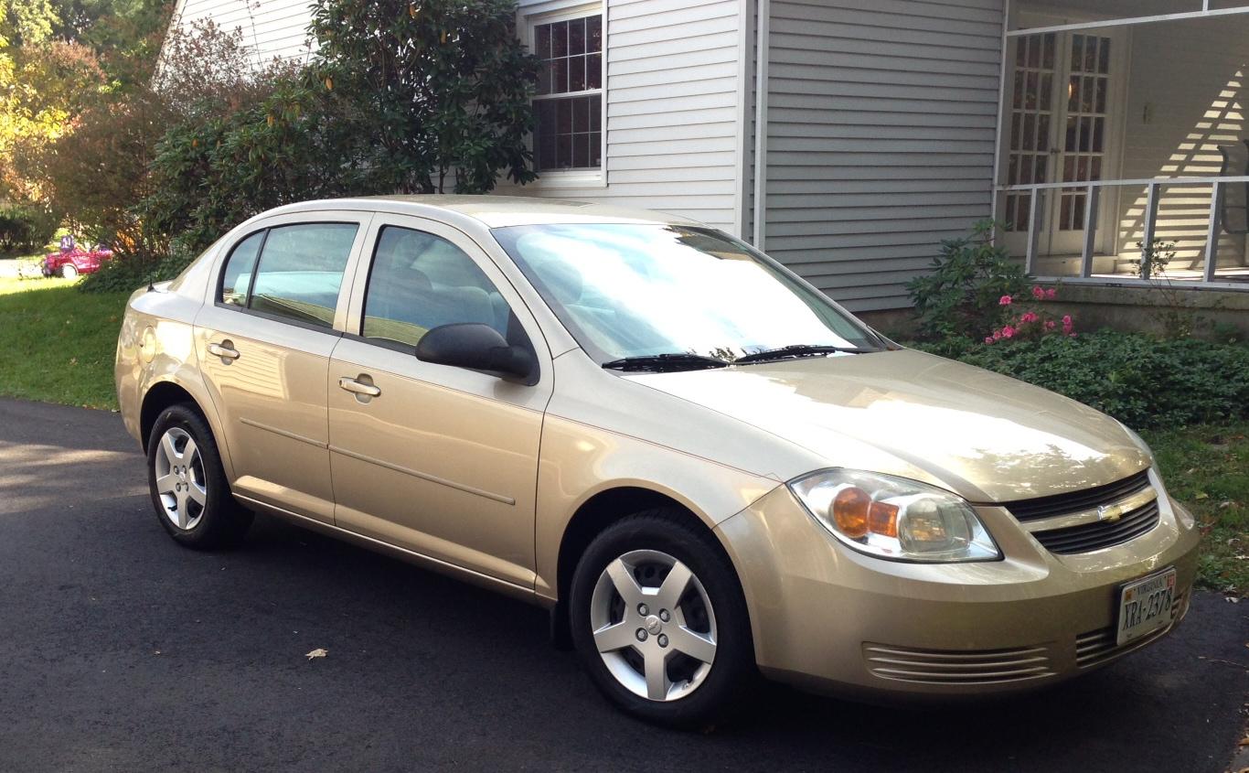 2005 Chevrolet Cobalt Pictures Cargurus