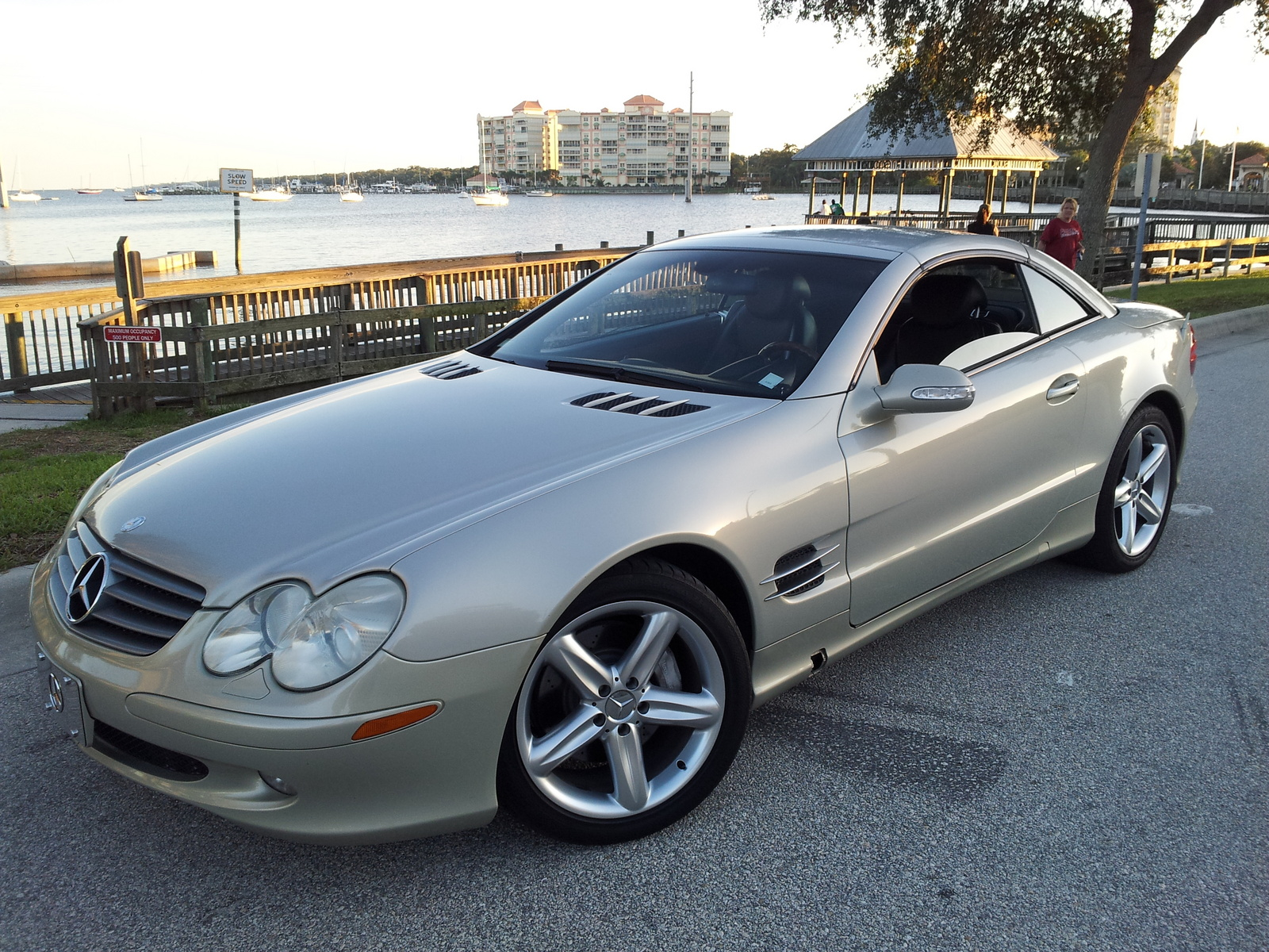 2003 mercedes benz sl class pictures cargurus for Mercedes benz sl classic
