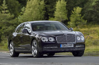 2014 Bentley Continental Flying Spur, Front-quarter view, exterior, manufacturer