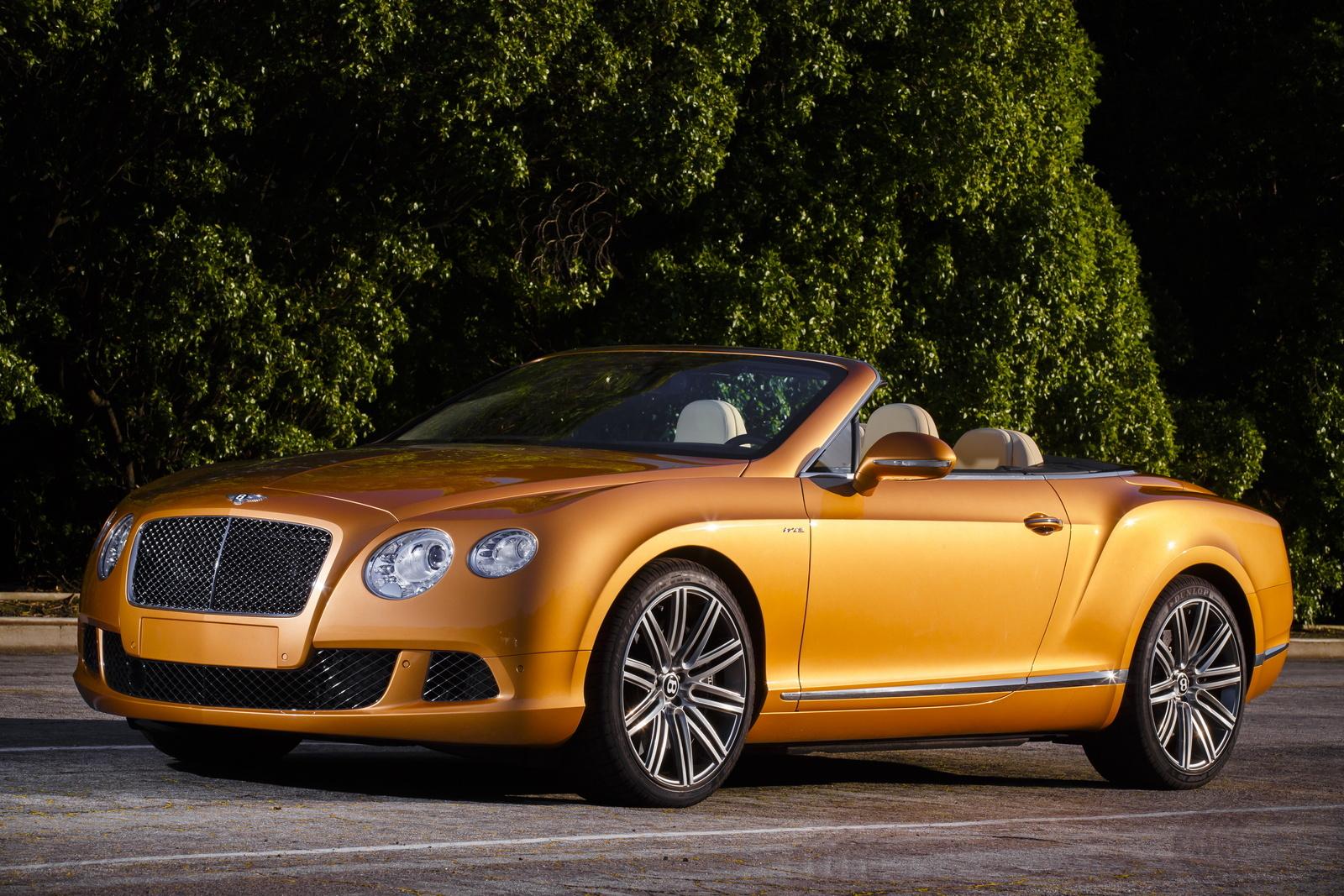 2014 Bentley Continental GTC - Overview - CarGurus