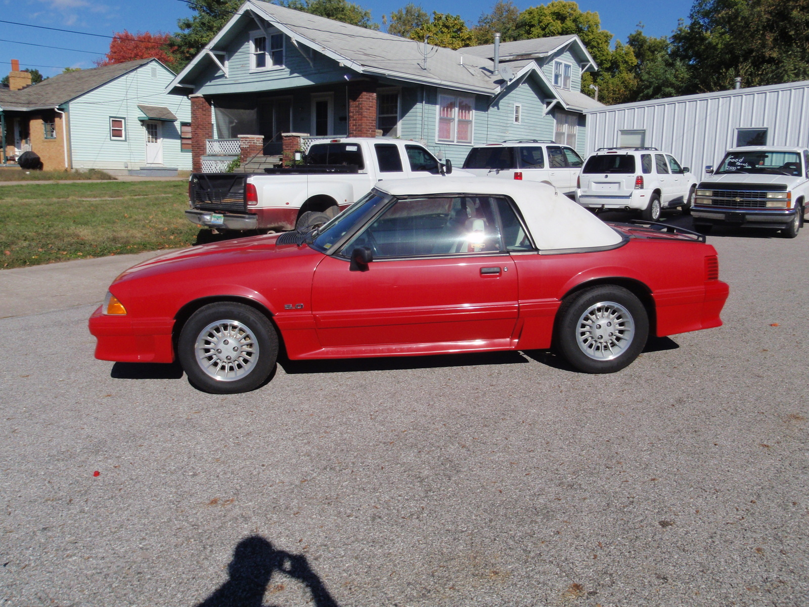 1990 Ford Mustang Pictures Cargurus