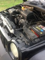 Picture of 2002 Jeep Liberty Sport, engine