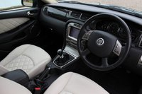 2008 Jaguar X-Type picture, interior