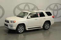 2013 Toyota 4Runner Limited (actual photo of my vehicle), exterior