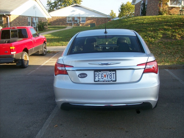 Picture of 2011 Chrysler 200 LX, exterior, gallery_worthy