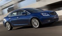 2014 Buick Verano, Front-quarter view. Copyright General Motors, exterior, manufacturer