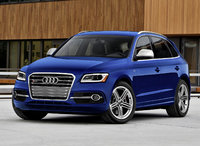 2014 Audi SQ5, Front-quarter view, exterior, gallery_worthy