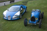 1991 Bugatti EB110 Overview