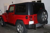 Picture of 2010 Jeep Wrangler Sahara, exterior, gallery_worthy