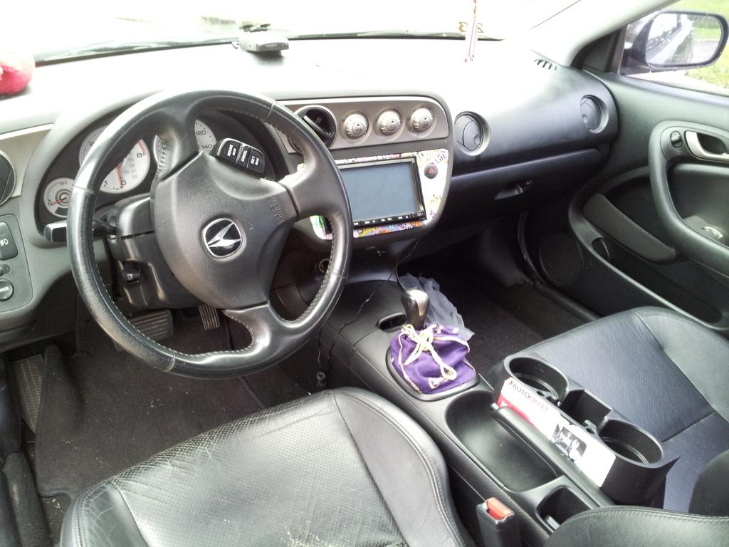 2002 Acura RSX - Interior Pictures - CarGurus