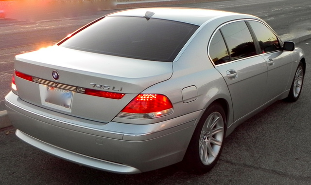 Picture of 2002 BMW 7 Series 745Li RWD, exterior, gallery_worthy