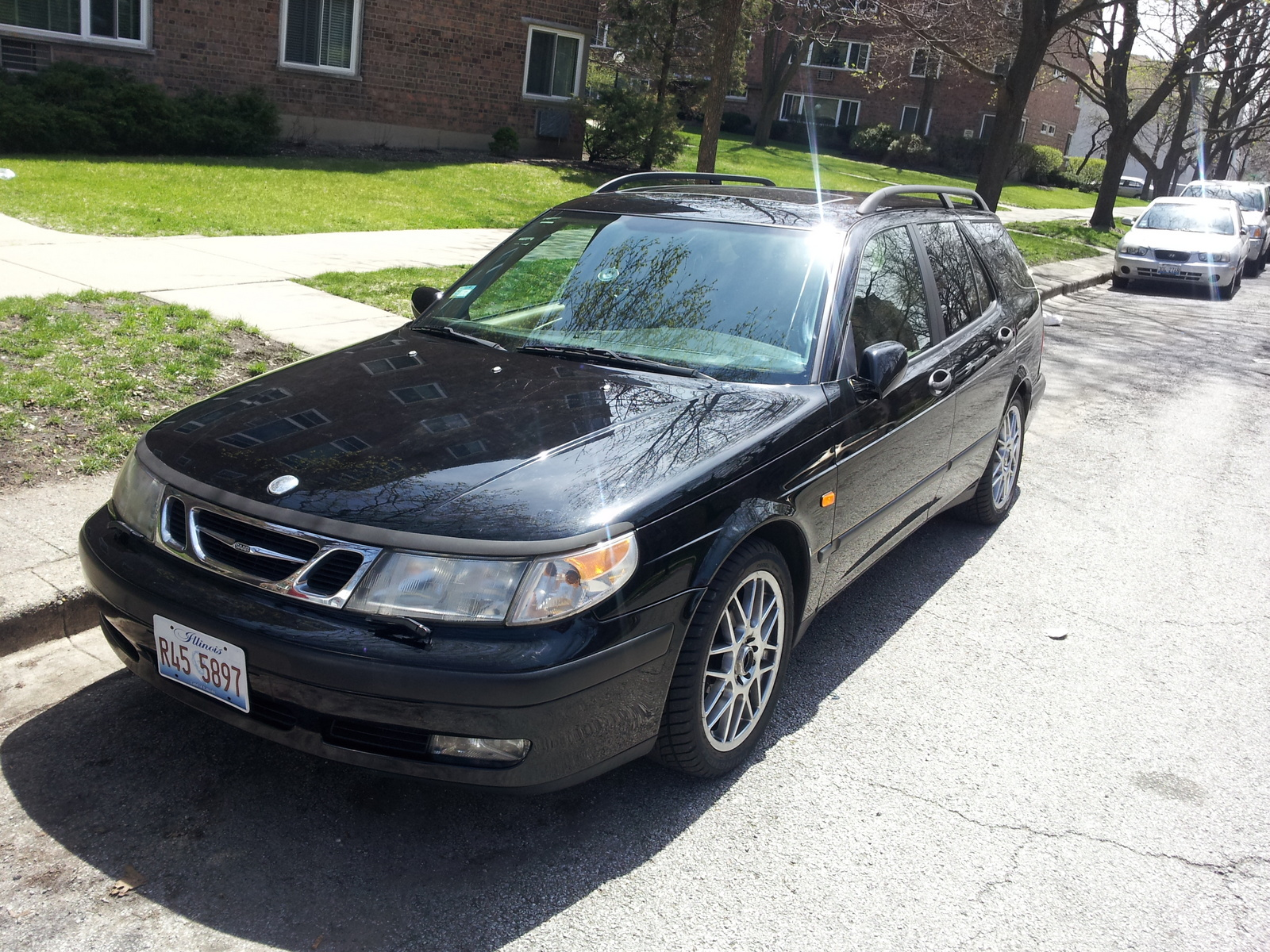 Picture of 2000 Saab 9-5 Gary Fisher Edition