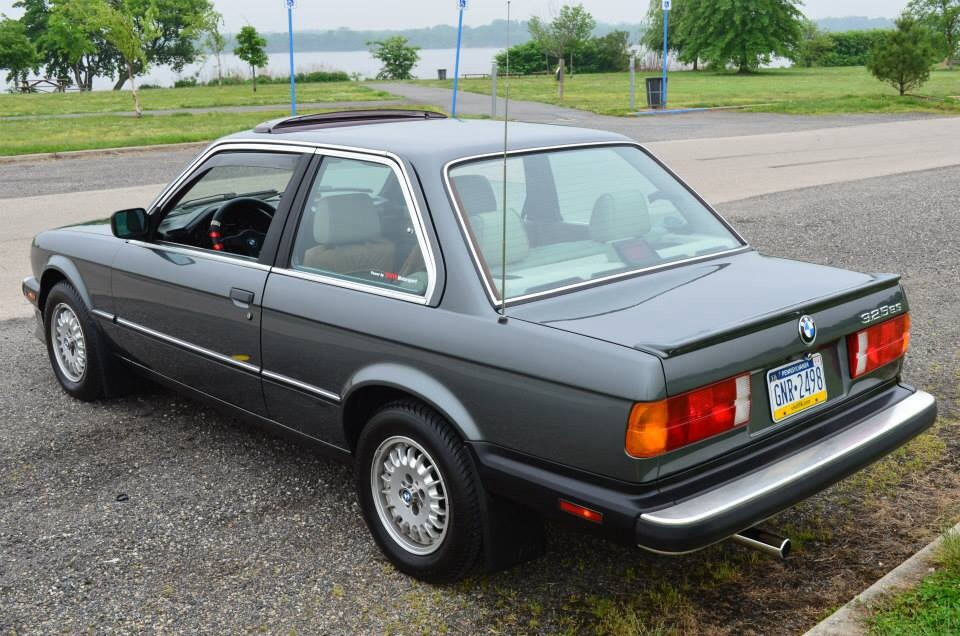1986 BMW 3 Series - Trim Information - CarGurus