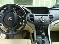 Picture of 2009 Acura TSX 6-spd w/ Tech Pkg, interior