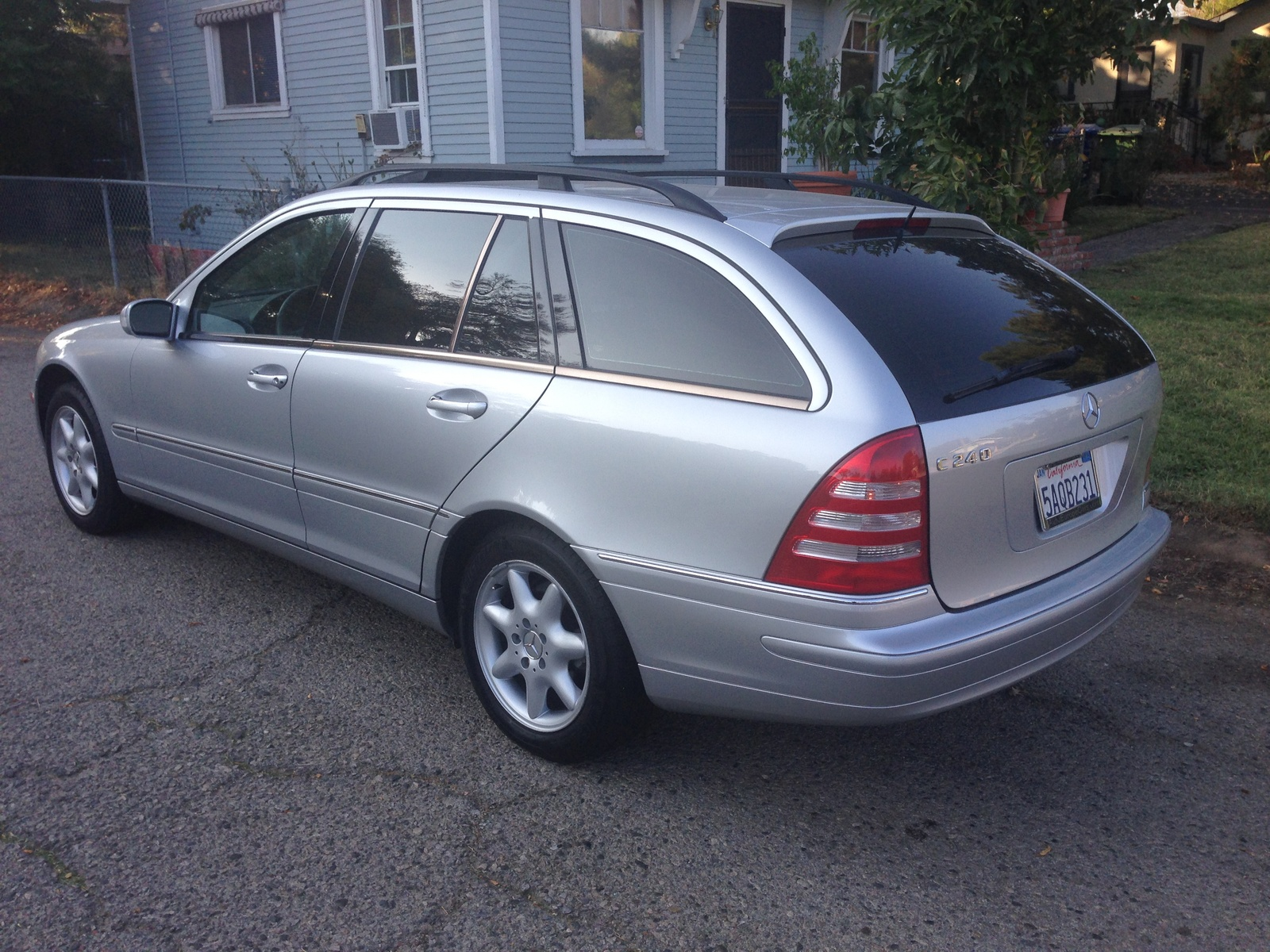 2003 mercedes c240 sport wagon for 2003 mercedes benz c240 wagon