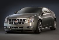 2014 Cadillac CTS Coupe, Front-quarter view. Copyright General Motors, exterior, manufacturer, gallery_worthy
